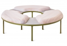 Plyma circular bench