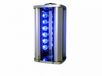 High Pressure Tanning Booth X4 Smart Technologies