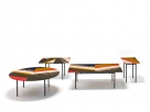 Fishbones table-Moroso