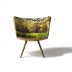 Embroidery Chair-Cappellini